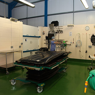 State of the art operating theatre