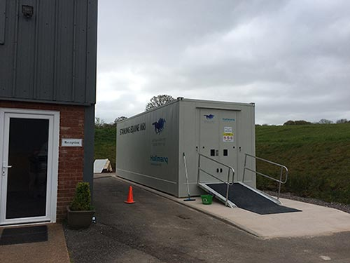 Western Counties Equine Hospital - MRI UNIT
